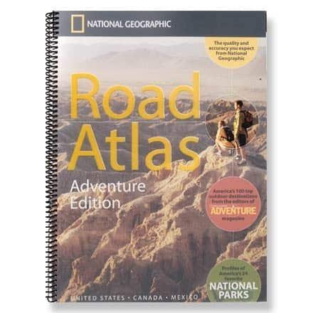 An Updated Road Atlas