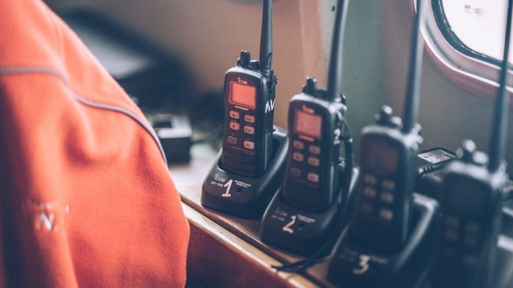 overland gear list radio