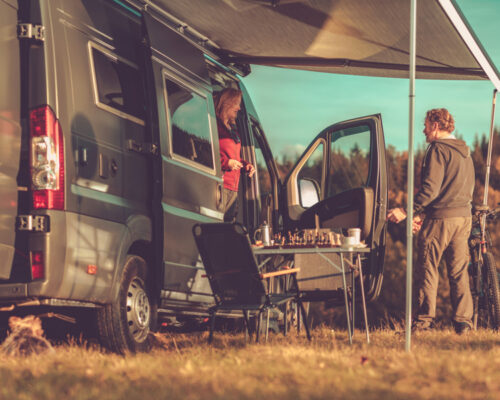 Best RV for Boondocking Featured Image